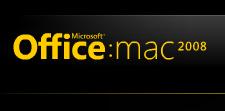Microsoft Office 2008